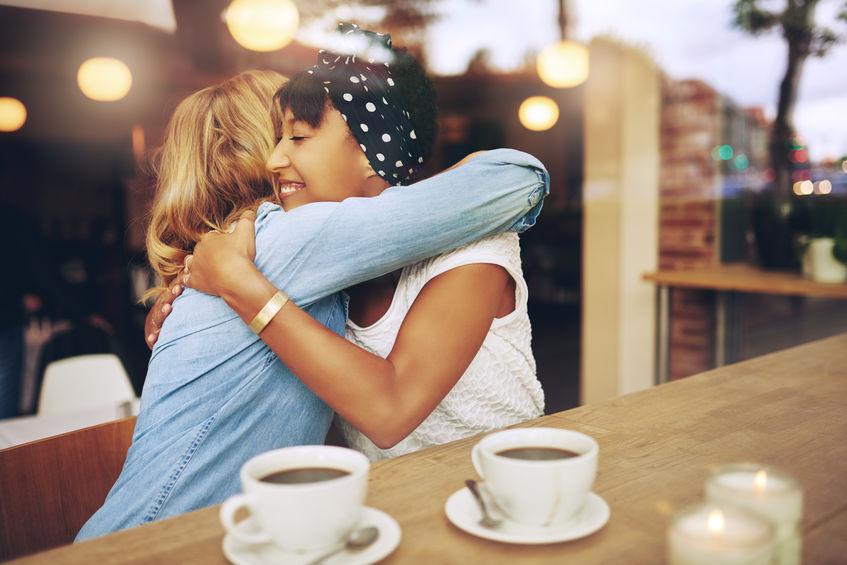 Verbesserung der Kommunikation durch Freunde